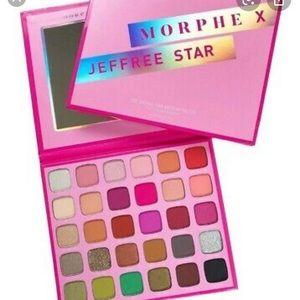 Morphe Makeup - MORPHE X JEFFREE STAR ARTISTRY EYESHADOW PALETTE